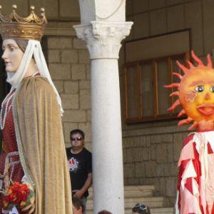 Imatges de les Festes Majors d'Amposta