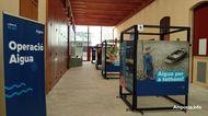 Exposició «Operació Aigua» - Galeria d'imatges