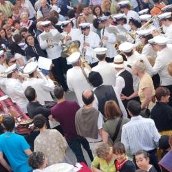 Imatges Festa del Mercat a la Plaça